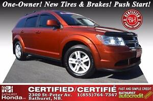 2012 Dodge Journey SE Plus LOW PRICE!! Great Value!!! Certified!