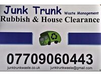 Junk Trunk - Rubbish Clearance and House Clearance
