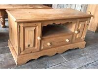 Pine TV Stand / Cabinet