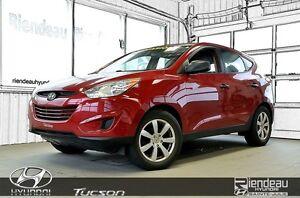 2011 Hyundai Tucson L + A/C + MAGS + GROUPE ÉLECTRIQUE