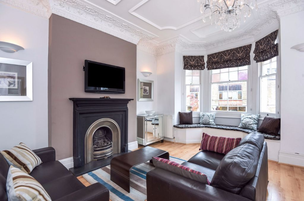 LARGE TWO DOUBLE BEDROOM FLAT WITH PRIVATE ROOF TERRACE CLOSE TO SOUTH HAMPSTEAD AND KILBURN