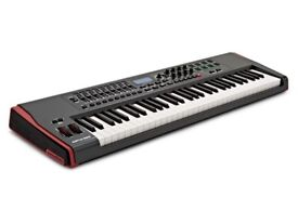Novation Impulse 61 Keyboard. Only played twice. As if brand new in original packaging. RRP £264!