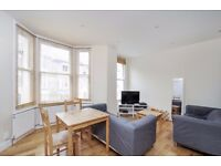 A well arranged two double bedroom flat near both Brixton and Clapham North. Chantrey Road, SW9