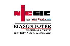 NiCEiC registered Electrician A* Service London