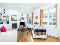 A charming three bedroom semi-detached house to rent - Longstaff Crescent SW18