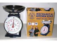 Hairy Bikers Mechanical Kitchen Scale- NEW, never used