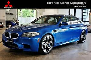 2013 BMW M5 NO ACCIDENT