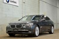 2012 BMW 750i xDrive EXECUTIVE AND TECHNOLOGY PACKAGE | CERTIFIE