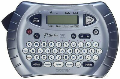 Brother P-touch Label Maker Pt70bm Personal Handheld Labeler System New