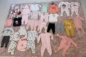 Massive baby girls bundle