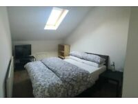 DOUBLE room. Friendly ROUNDHAY House. ALL INC.
