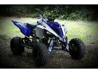 Yamaha Raptor 700r YFM Special Edition Road Legal QUAD / ATV
