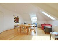 LARGE 3 DOUBLE BEDROOM PENTHOUSE APARTMENT IN NW6 - NO FEES TO TENANTS
