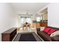 A bright and airy two double bedroom ground floor flat to rent on Alexandra Road