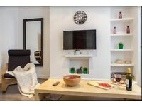 Stunning Twin Room in luxury apartment, ALL BILLS INCLUDED, next to Camden Road station, 100C