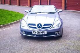 Mercedes SLK Sport