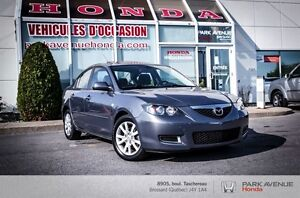 2008 Mazda MAZDA3 GS * A/C * Mags * Toit-ouvrant * Groupe électr