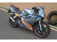 1997 (P reg) Honda NSR 125 Learner legal motorcycle