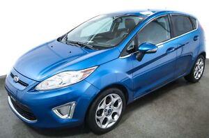 2011 Ford Fiesta SES INTÉRIEUR DE CUIR JANTES 16