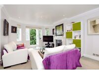 A modern bright and spacious two double bedroom apartment to rent on Wimbledon Hill Road