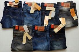LEVIS 504 Mens Jeans For Wholesale Only.