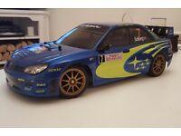 Tamiya Subaru Impreza XB expert built radio controlled car