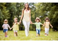 Italian speaking Live Out Part Time Nanny in Richmond
