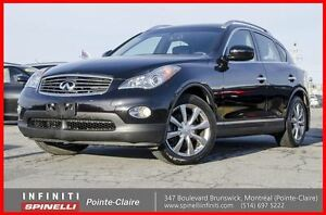 2013 Infiniti Ex37 Journey AWD Camera Toit Ouvrant Luxury