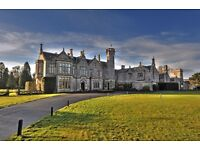 Commis Chef - Roxburghe Hotel and Golf Course