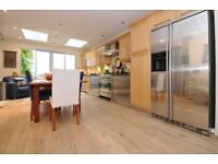 SHORT LET - A charming recently refurbished four bedroom town house to rent, Effie Place, SW6