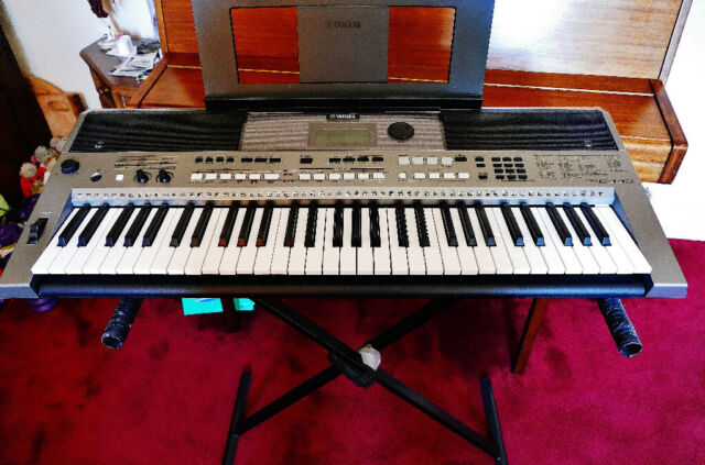 Yamaha PSR E 443 Keyboard , Stand, Case, and extras | in Romiley,  Manchester | Gumtree