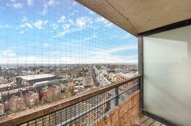 Stunning 2 Bedroom Apartment On Kingsway With Amazing Views! North Finchley N12