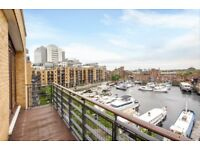A spacious one double bedroom flat to rent with stunning views over St Katherine's Docks, Star Place