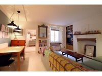 2 bed garden flat, central Brighton, unfurnished, close to the sea