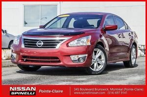 2013 Nissan Altima 2.5 SV TECH NAVIGATION IMPECCABLE CERTIFIED