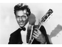 Rock and Roll/ blues singer wanted! Chuck Berry etc...