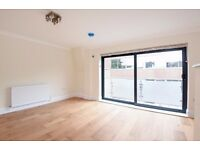 A brand new modern apartment to rent on Worple Road Mews.