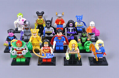 LEGO DC Comics Minifigures Series - 71026 - Complete Set of 16