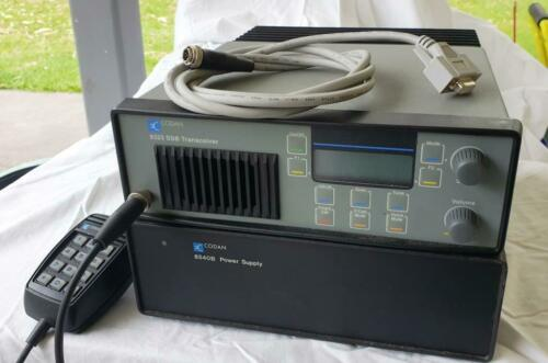 Codan 9323-9360 HF transceiver with Codan 8540B power supply