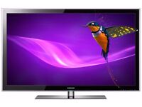 "40"" INCH SAMSUNG LCD HD TV WITH INBUILT FREEVIEW##DELIVERY IS POSSIBLE##"