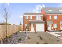 3 Bedroom Detached Newly Built House
