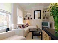A very well presented split-level three double bedroom period conversion to rent in Southfields.