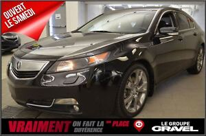 2013 Acura TL Elite NAVIGATION BLUETOOTH CAMERA DE RECUL