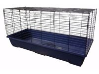 brand new 120cm indoor rabbit guinea pig cage with full starter pack with bedding accessories etc