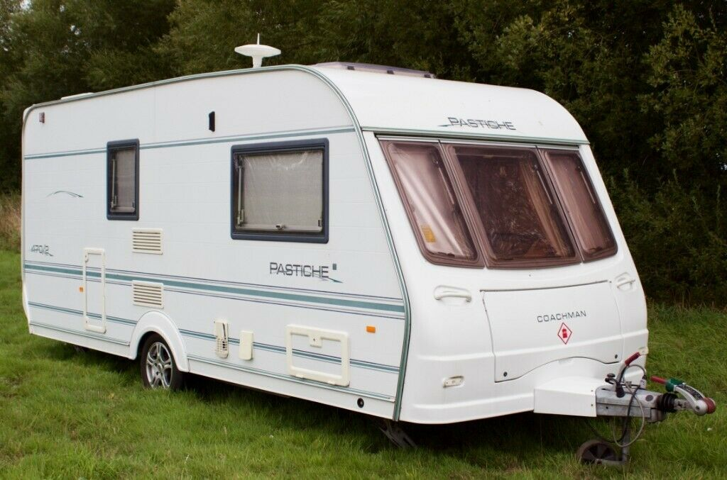 2005 Coachman Pastiche 470/2 Touring Caravan (Contact the owner David on  the number shown) | in Oxford, Oxfordshire | Gumtree
