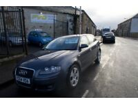 AUDI A3 SPORT TDI 1968CC FOR SALE - KIRKCALDY - COMES WITH FULL YEAR MOT!