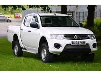 L200 Diesel 2015 Long MOT Low Mileage