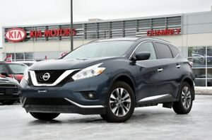 2017 Nissan Murano SV AWD**TOIT PANORAMIQUE** IMPECCABLE!