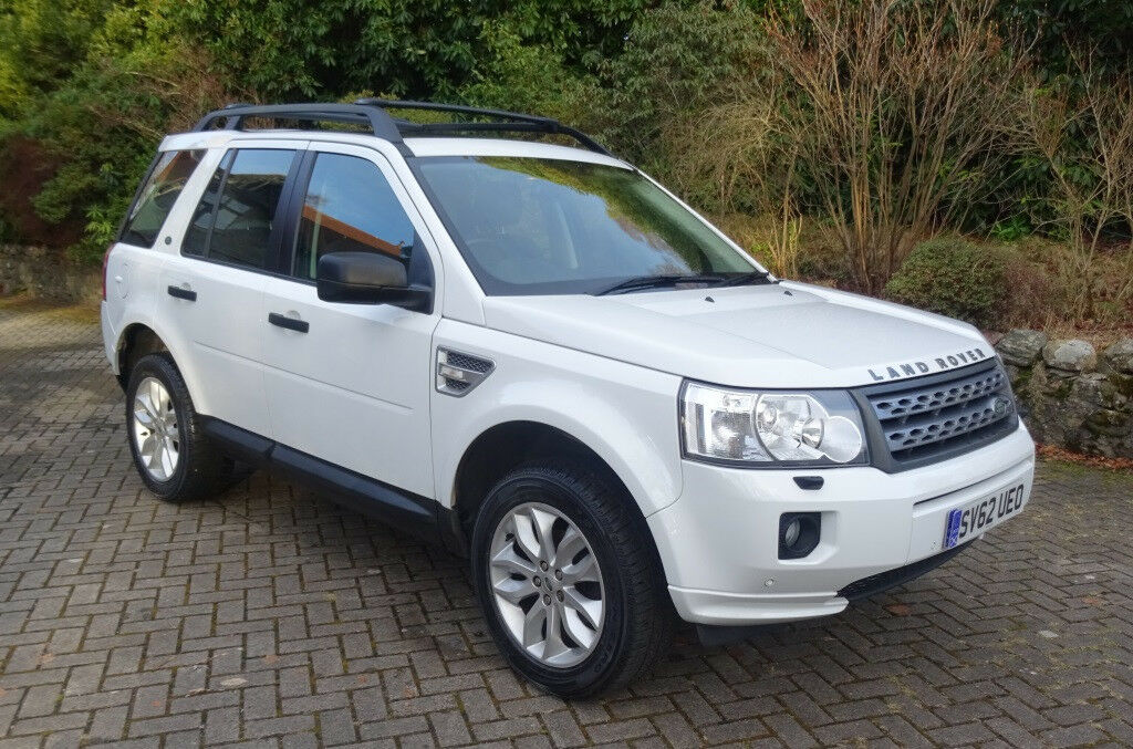 2012 land rover freelander 2 sd4 hse white 2012 09 29 in aberdeen gumtree. Black Bedroom Furniture Sets. Home Design Ideas
