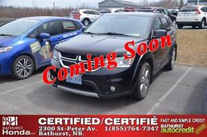 2012 Dodge Journey R/T AWD! V6! Auto Start! Leather! Heated Seat